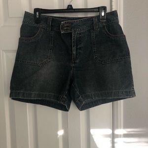 Dark blue Sonoma women's shorts
